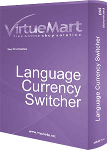 Currency Language Automatic Switcher Plugin for VirtueMart 2