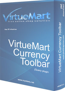 VirtueMart Flexible Currency Toolbar jQuery Plugin