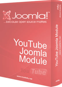 YouTube Videos Module for Joomla